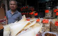 China retira sopa de barbatana de tubarão dos banquetes oficiais