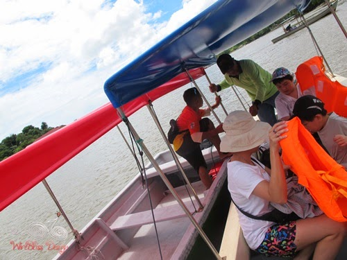 Bako National Park -Chartered boat- WireBliss