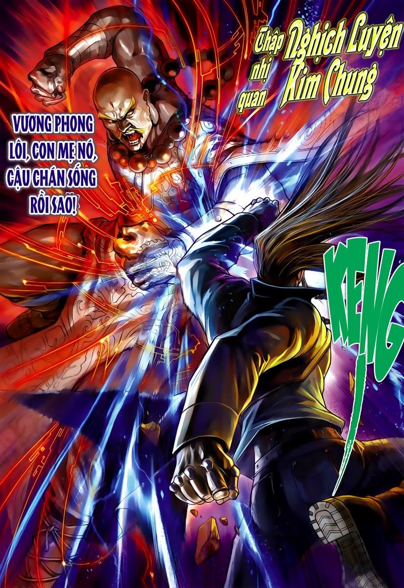 Vương Phong Lôi 2 Chapter 44 - Trang 20