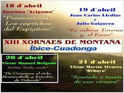 XIII Jornadas de Montaña G.M. Íbice-Cuadonga (2016)