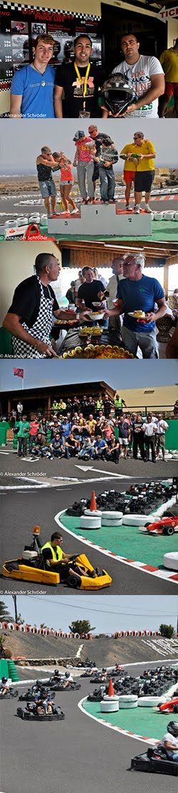 Charity Grand Prix GOKarting Lanzarote