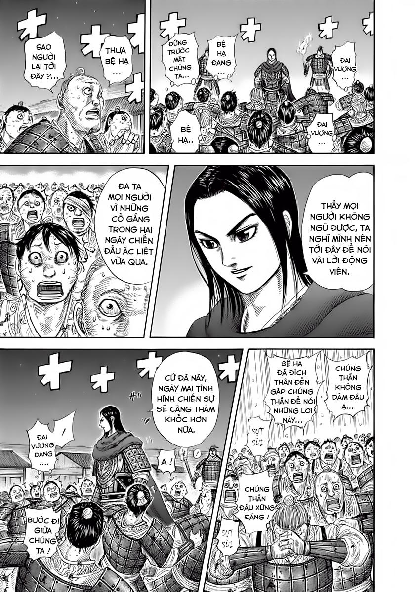Kingdom - Vương Giả Thiên Hạ Chapter 339 page 13 - IZTruyenTranh.com