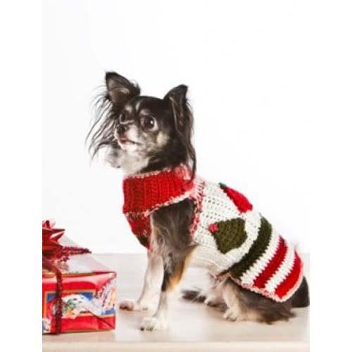 Miss Julias Patterns: Free Patterns - 20+ Dog Sweater Coats to Knit &...