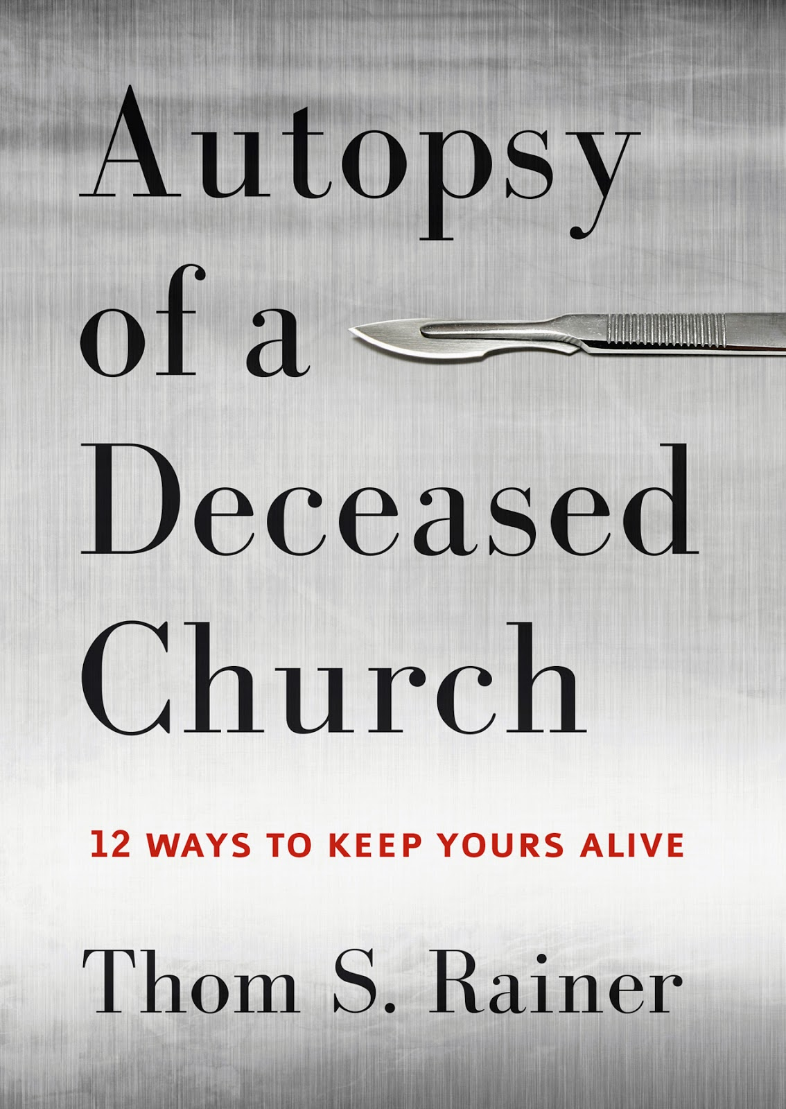 http://www.amazon.com/Autopsy-Deceased-Church-Yours-Alive/dp/143368392X