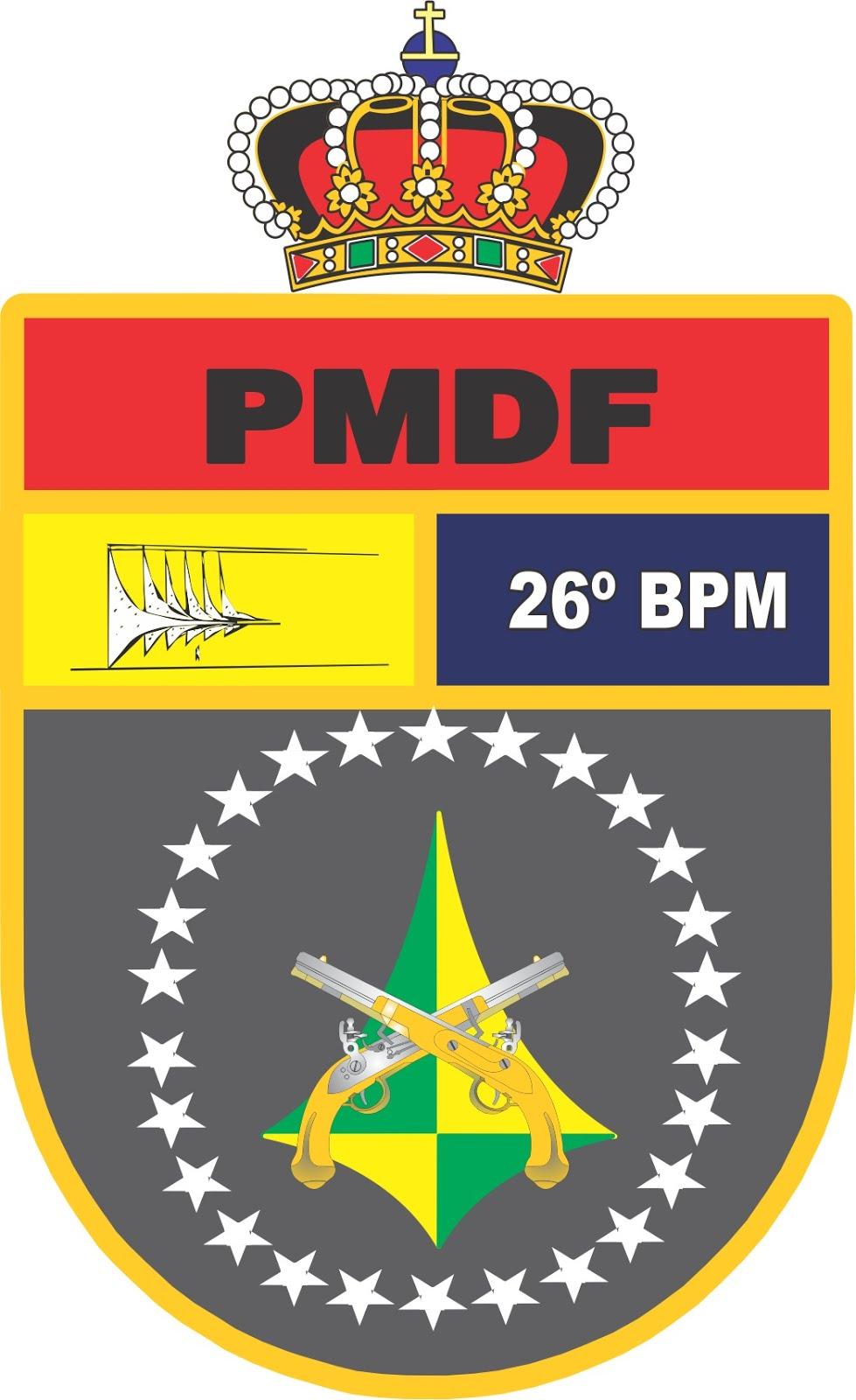 comandante do 26º BPM