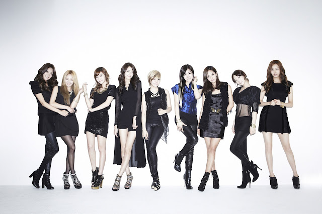 SNSD Girls Generation The Boys Wallpaper HD 소녀시대/少女時代
