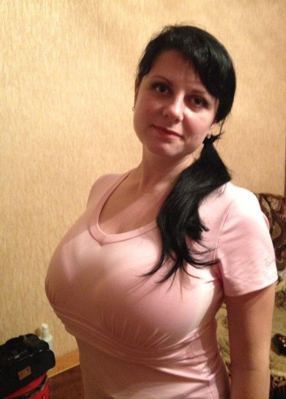 Знакомства с женщинами с большими грудями