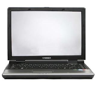 Tips cara memperbaiki lcd laptop blank putih