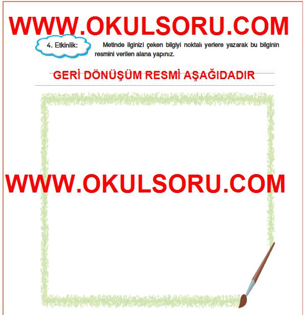 5.Sınıf FCM Yayınları Türkçe Çalışma Kitabı 148.Sayfa Cevapları