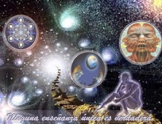 """Ningún sistema de la Tierra incluye a """"una enseñanza única verdadera"""" en este tiempo de cambio."""