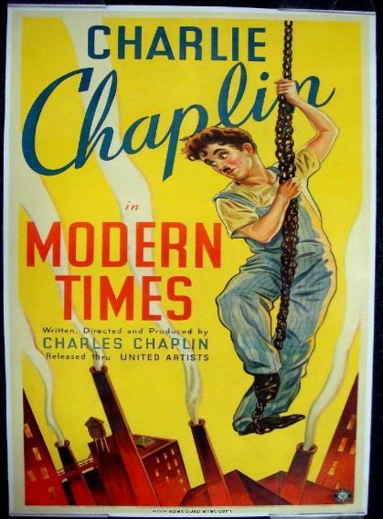 Thời Đại Tân Kỳ - Modern Times (1936)