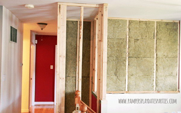 Home Office Renovation Soundproof Sound Dampening Insulation