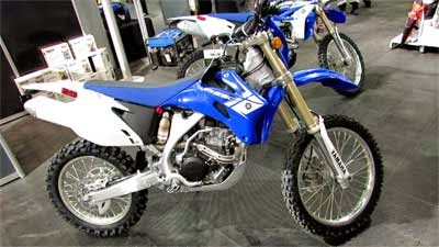 wallpaper yamaha WR250F