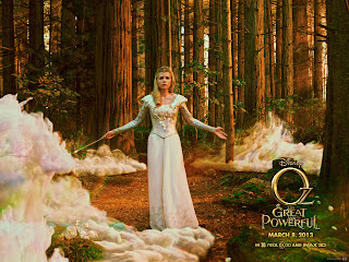 Oz the Great and Powerful wallpapers 007