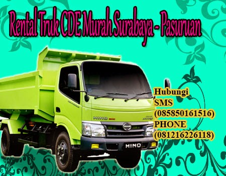 Rental Truk CDE Murah Surabaya - Pasuruan