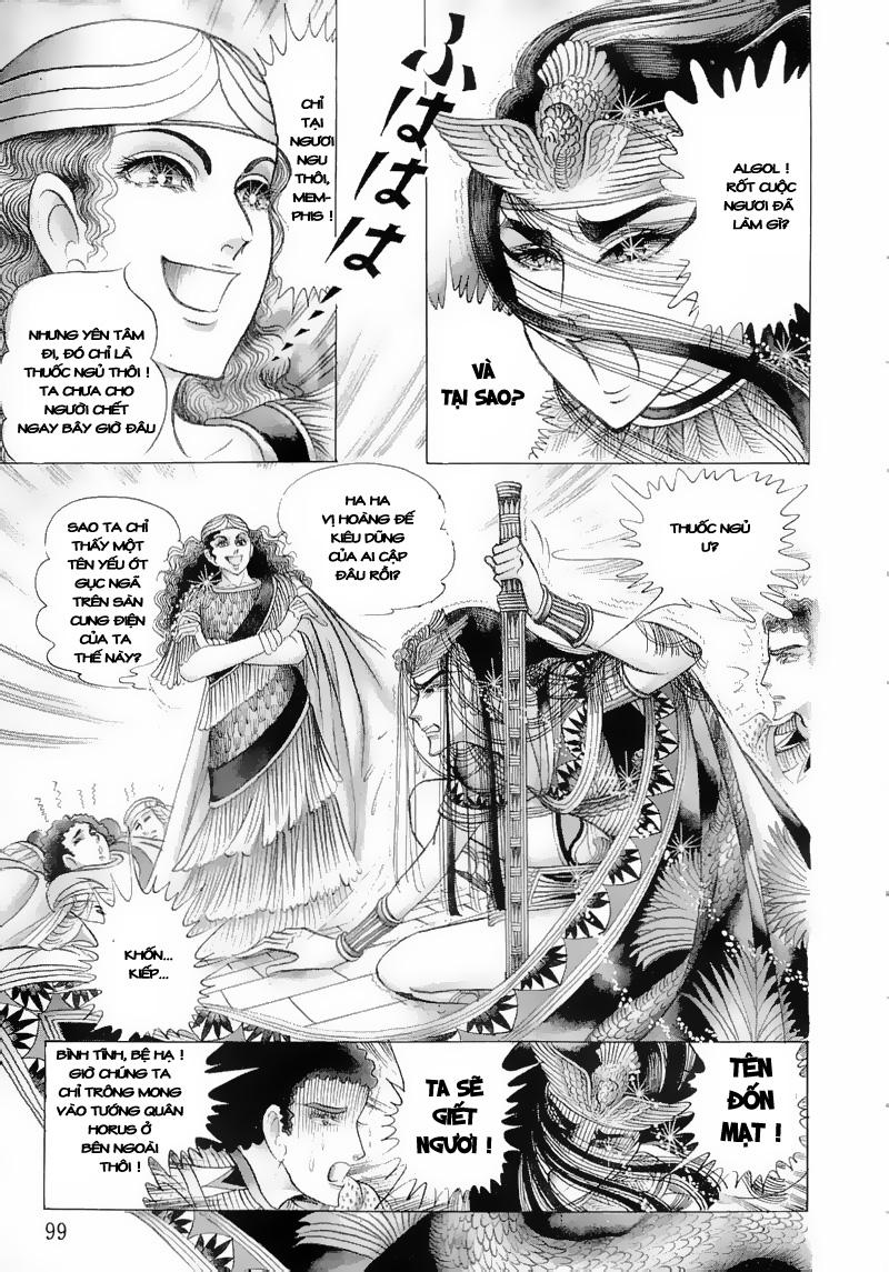 Nữ Hoàng Ai Cập-Ouke no Monshou chap 53 Trang 7 - Mangak.info
