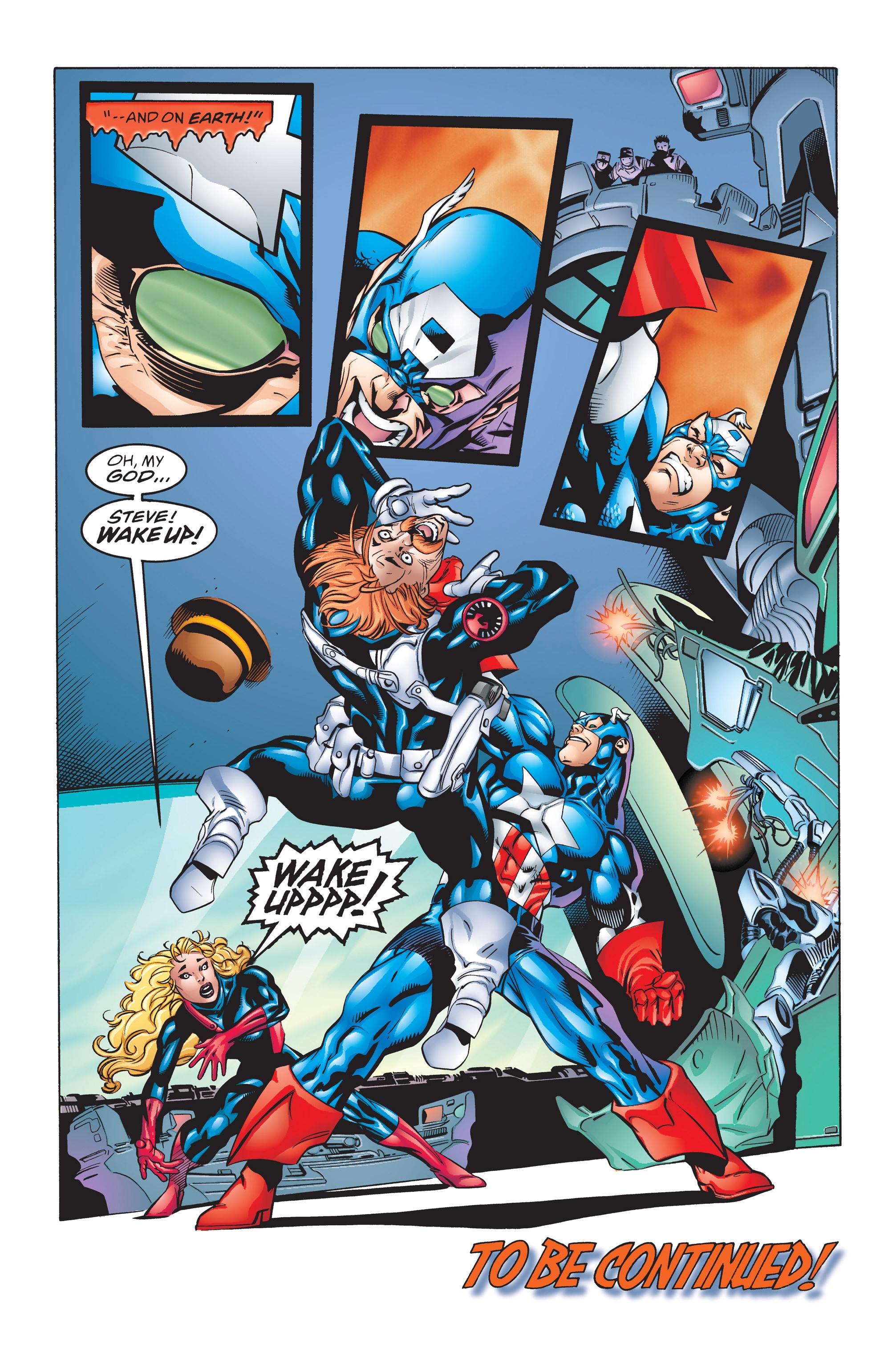 Captain America (1998) Issue #10 #16 - English 23