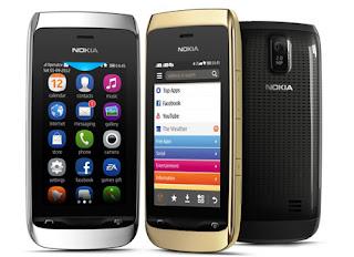 Nokia Asha 308 - Asha 309 harga dan spesifikasi