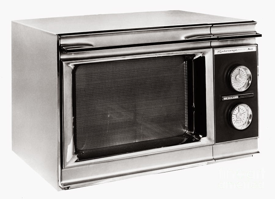 Microwave Oven 1946 ~ Evolution of inventions story behind microwave oven