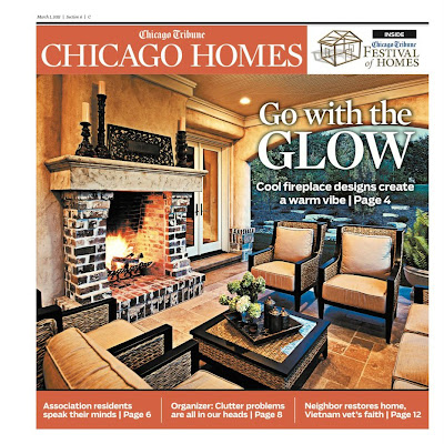 Chicago Tribune - Dan Waibel Designer/Builder