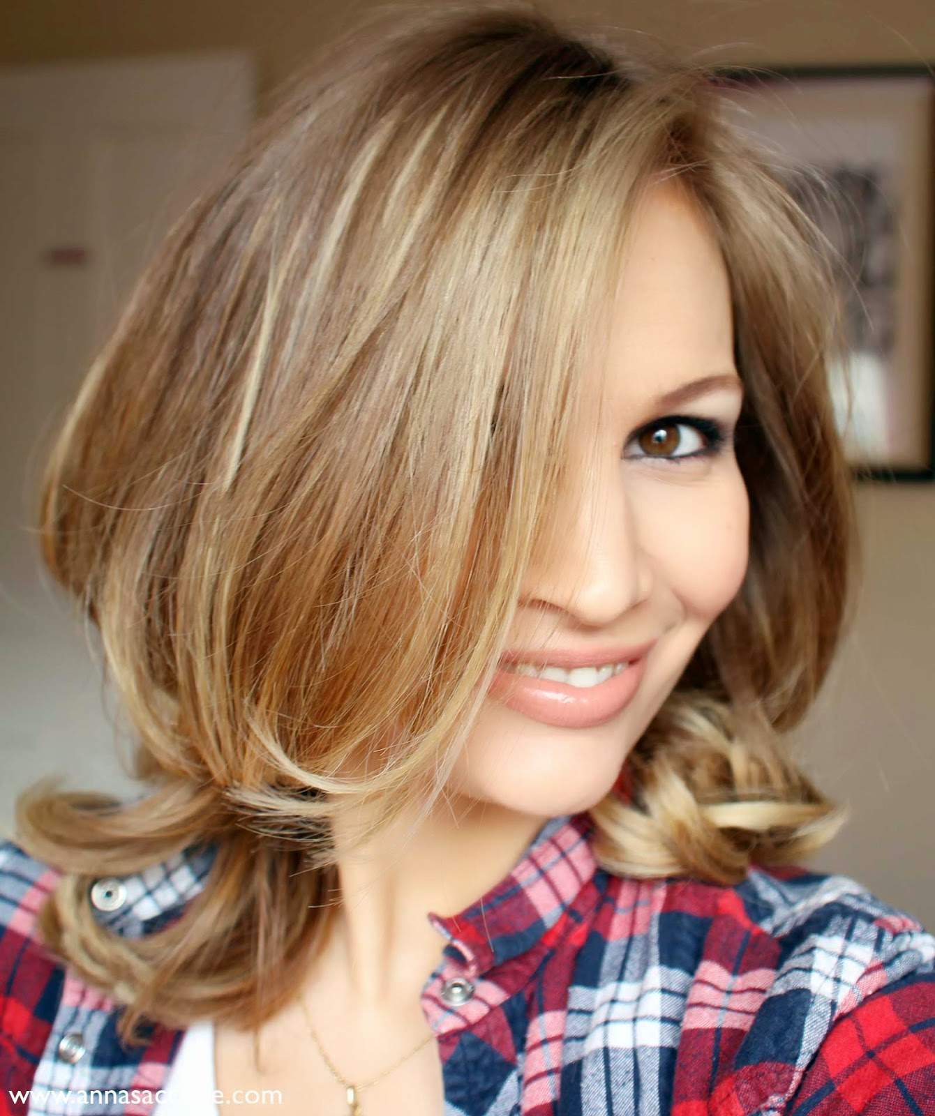 Style Saturday New Hair Anna Saccone Joly - Shane hairstyle color