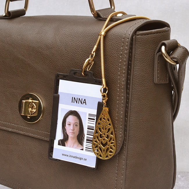 Passerkortshållare