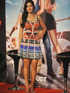 Actress Katrina Kaif Pictures at Bang Bang Movie le Song Launch  8