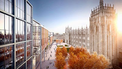 The fantastic redevelopment of St Nicholas House, Aberdeen