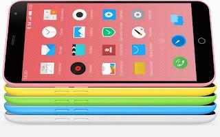 spesifikasi lengkap smartphone meizu m1 note