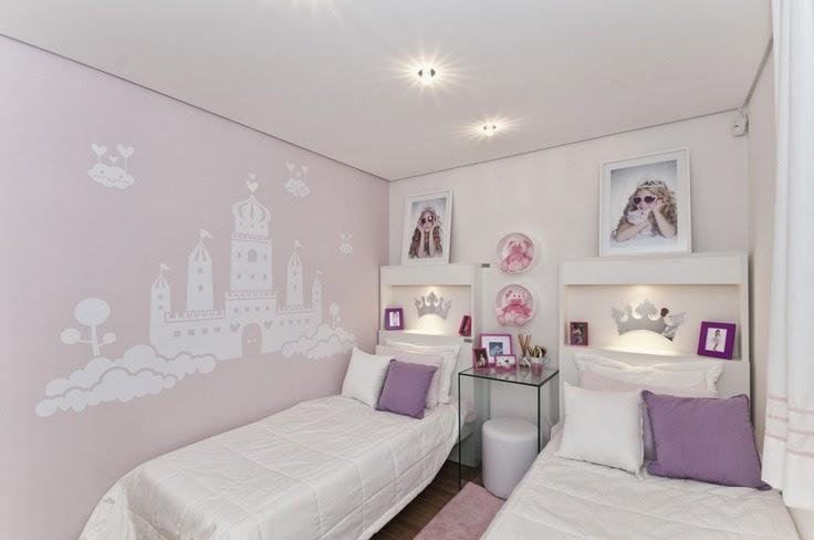 quarto estilo princesa