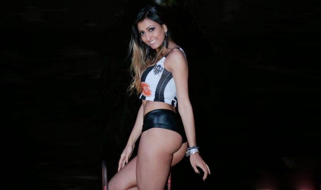 Musa do Atlético Mineiro - Vivian Porto