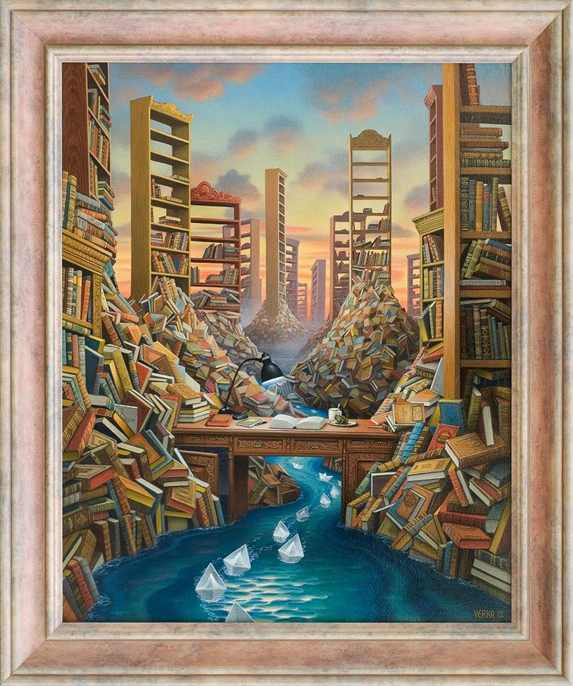 09-Ink-Valley-Jacek-Yerka-Surreal-Paintings-Parallel-Universes-www-designstack-co