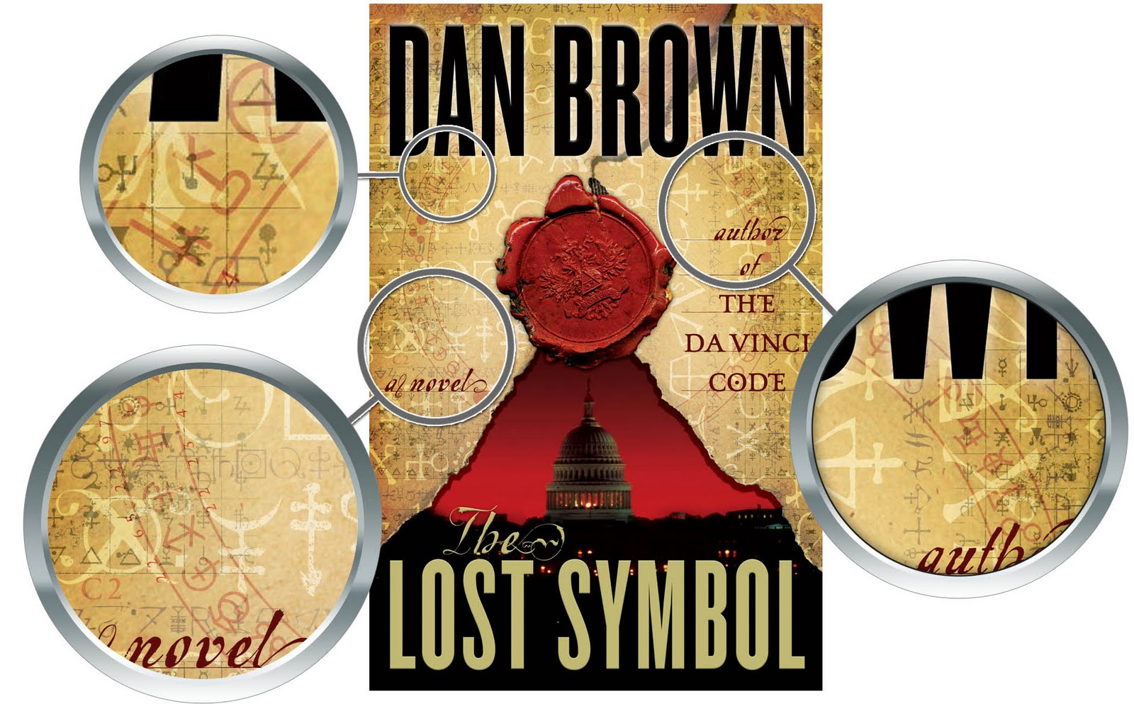Lost Symbol Symbols Free Download