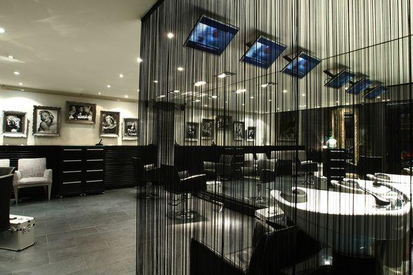 Top Hairdressers : Luxury Life Design: Most beautiful Belgrade salon