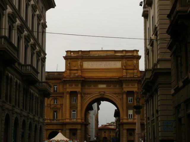 Stare Miasto we Florencji