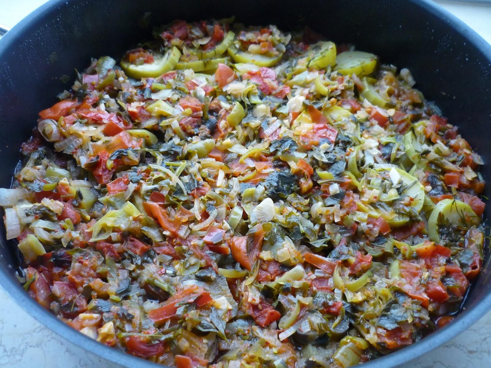 Sucuklu Patlıcan Yemeği Tarifi