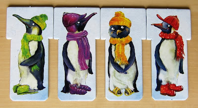 Flossen Hoch - The penguins