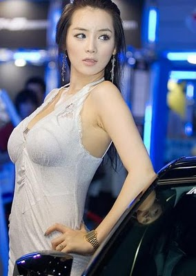Korea Famous Race Queen Im Ji Hye Hot Photos