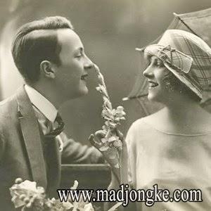 gaya pacaran jaman dulu