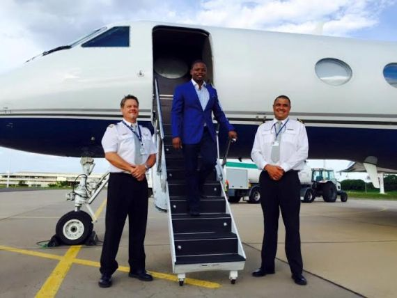 Prophet Shepherd Bushiri Buys Third Private Jet Worth 65 Million In 2 Years