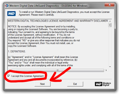 Data Lifeguard Diagnostic For Windows