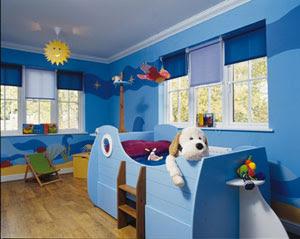 agayabak 7 cara menciptakan kamar tidur anak yang