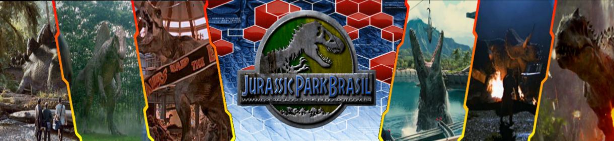 Jurassic Park Brasil Blog