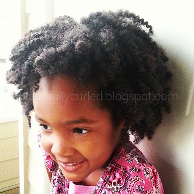 Beautifully Curled: The Two Day Twist Out