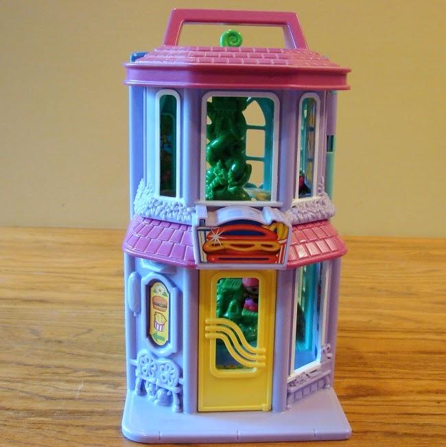 Fisher Price Beanstalk Toy Shop