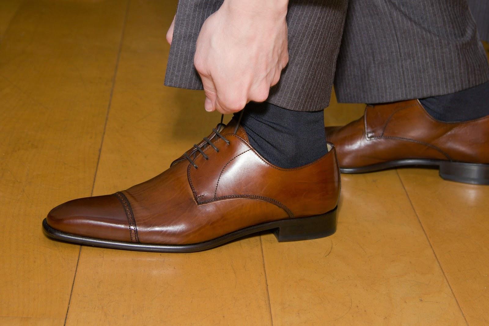 Tip για να μην γλιστράνε τα παπούτσια σας