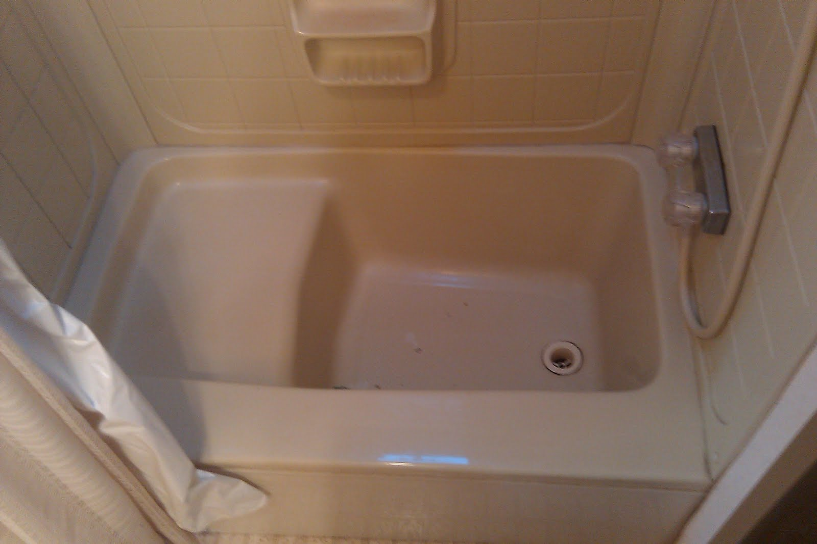 bathroom shower seat an rv bathtub not only did we have to remove the bathtub the