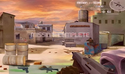 Anti-Terror Shooter apk