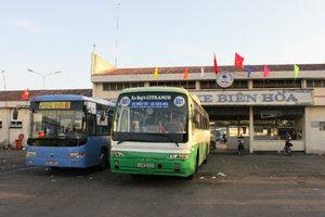 Biên Hòa bus station