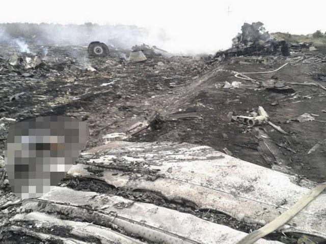 LAPORAN PENUH KEJADIAN MH17 TERHEMPAS